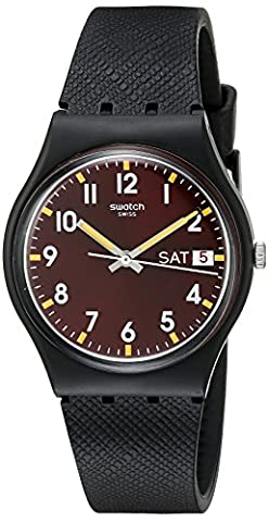 Swatch Herren-Armbanduhr