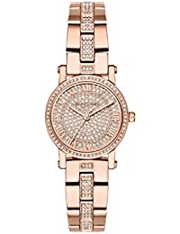 Michael Kors Women's Analogue Quartz Watch with Stainless Steel Strap MK3776
