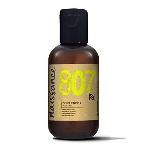 Naissance Natürliches Vitamin E Öl - Tocopherol 100ml 100% rein