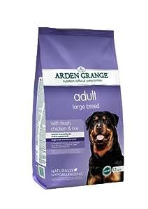 Arden Grange Dog Food Adult Large Breed Chicken 12 Kg