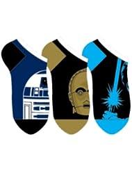 disney Pack 3 calcetines jacquard inside Star Wars