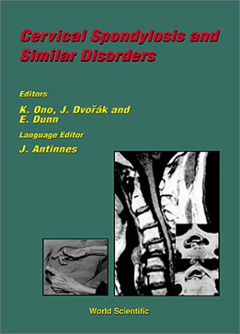 eBooks For Kindle For Free Cervical Spondylosis and Similar Disorders FB2