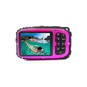 Aquapix-Ocean-Unterwasser-Digitalkamera-mit-Li-Ion-Akku
