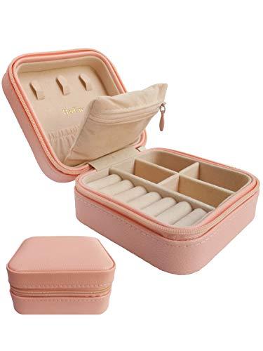 Kleine Reise-Schmuckbox Schmuckkästchen für Damen