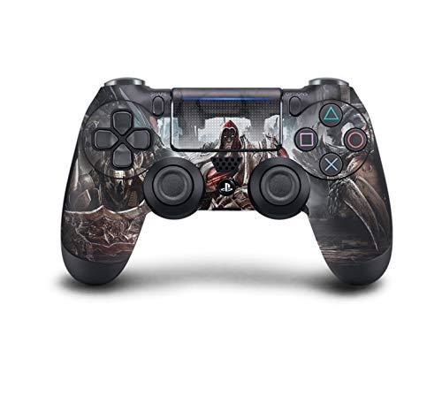 PS4 DualShock Wireless Controller Pro Konsole PlayStation4 Controller mit weichem Griff und exklusiver individueller Version Skin (PS4-Dreams) Dream-team-bundle