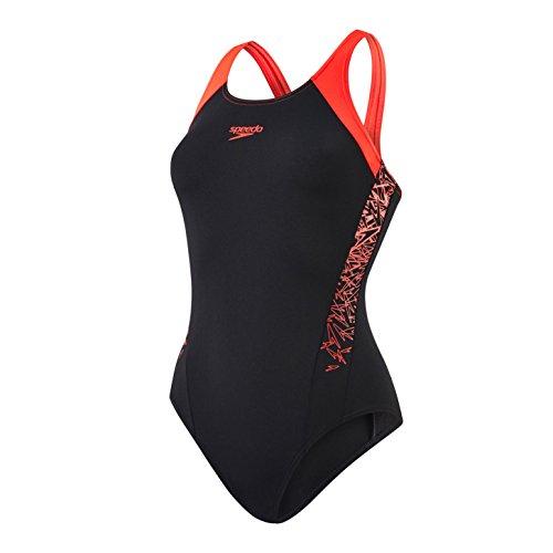 Speedo Women Boom Splice Racerback Swimwear