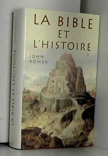 La Bible et l'histoire
