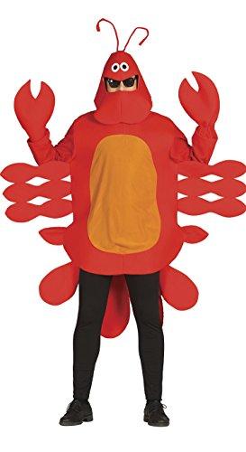 Kostüm Hummer erwachsenen Mann Frau (Seestern Kostüm)