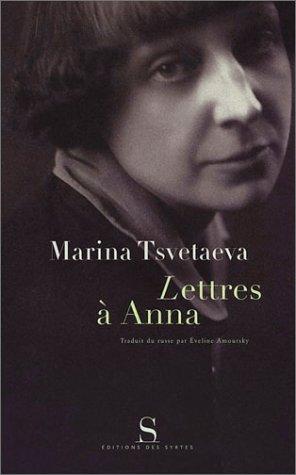 Lettres à Anna