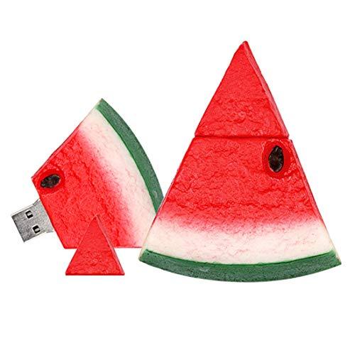 CHENCHUAN Computerzubehör 32 GB USB 2.0 Obst Wassermelone U Festplatte USB-Stick