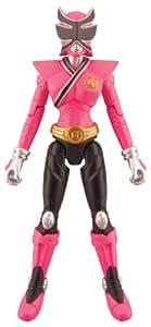 Power Rangers Samurai – Mega Ranger Rose – Figurine 10 cm