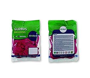 Globest- Globos de fiesta, Multicolor Festival 50007)