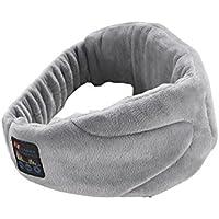 Wiiguda@Augenmaske mit bluetooth,schlafmaske mit musikhören Schlafen Maske mit Bluetooth 4.0 Headset für iPhone... preisvergleich bei billige-tabletten.eu