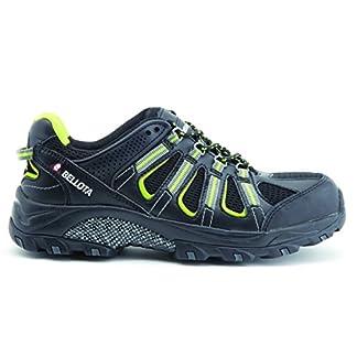 Bellota 72211N41S1P – Zapatos de hombre y mujer Trail (Talla 41), de seguridad con diseño tipo deportivo