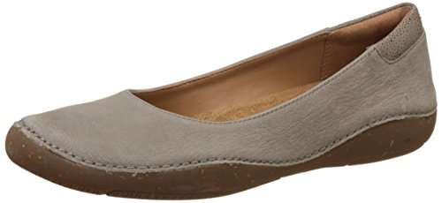 Clarks Autumn Sun, Women's Ballet Flats, Black (Black Leather), 7 UK (41 EU)