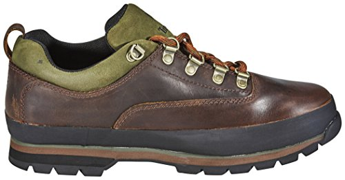 Timberland Euro Hiker Shoes Men Low Brown Size 45 5 2017