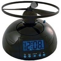 Cooler Digitalwecker FLYING TIME - Da fliegt sie...!