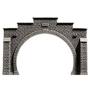 NOCH - Túnel para modelismo ferroviario N - 1:160 Escala 1:148 (34852)