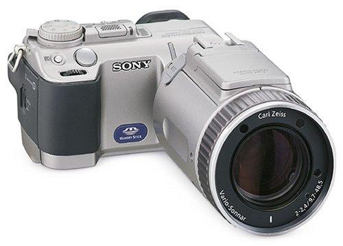 Sony DSC-F707 Digitalkamera (5,2 Megapixel) - 3