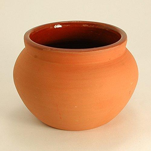 Indian Clay Biriyani Pot - Medium