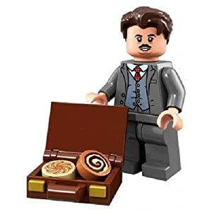 Lego Minifigures - Harry Potter Fantastic Beasts - 19 Jacob Kowalski 0793597406262 LEGO