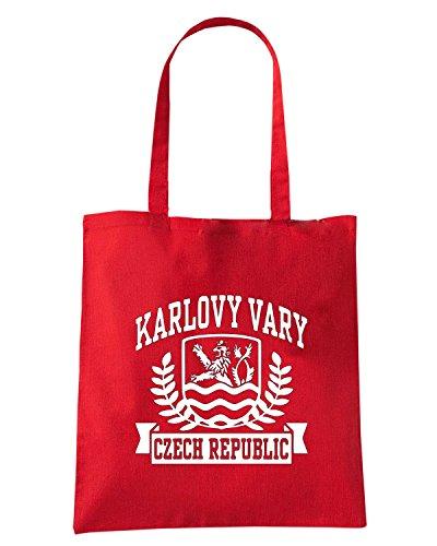 T-Shirtshock - Borsa Shopping TSTEM0232 karlovy vary czech republic Rosso