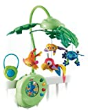 Mattel Fisher-Price K3799 - Rainforest Mobile mit Musik und Licht