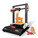 Anet ET4 3D Drucker Metallrahmenstruktur Bauvolumen 220 * 220 * 250 mit 2,8Zoll Touchscreen, beheizter 8G TF Karte und 10m PLA Musterfilamentunterstützung