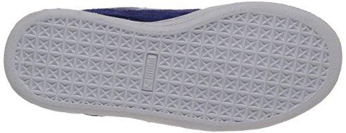 Puma Basket Superman, Chaussures Premiers pas bébé garçon Bleu (Sodalite Blue/Sodalite Blue)