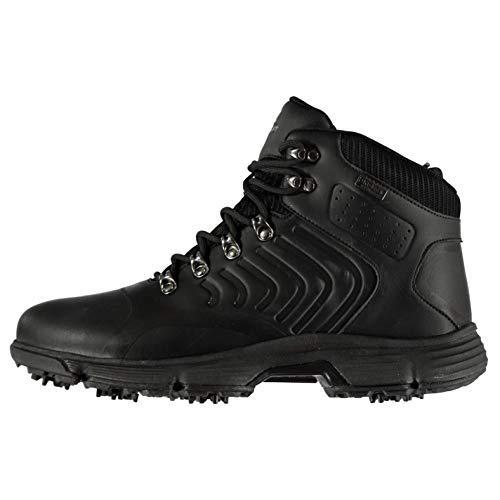 Stuburt Bottes Imperméables Chaussures de Golf Hommes Noirs...