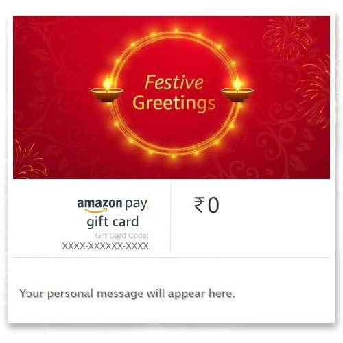 amazon.in - Festive greetings starting at just ₹500