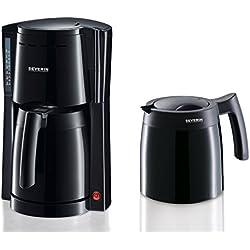 Severin Kaffeemaschine KA 9234 Filtermaschine, schwarz