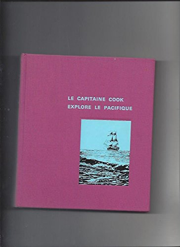 Le capitaine cook explore le pacifique