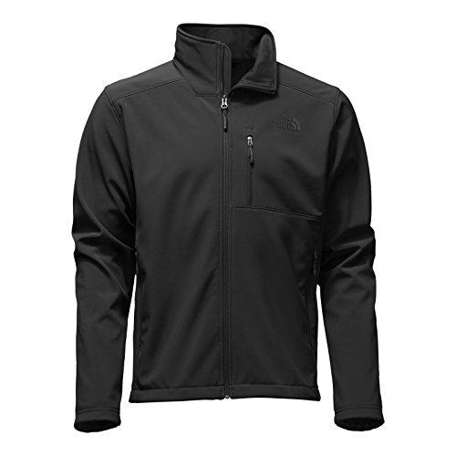 The North Face Men's Apex Bionic 2 Jacket - TNF Black & TNF Black - XL -