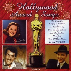 Golden Hollywood Award Songs (US Import)
