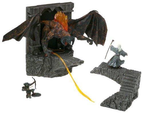 Playalong Lord of The Rings - Puente de Medio Tierra en Khazad Dum 2