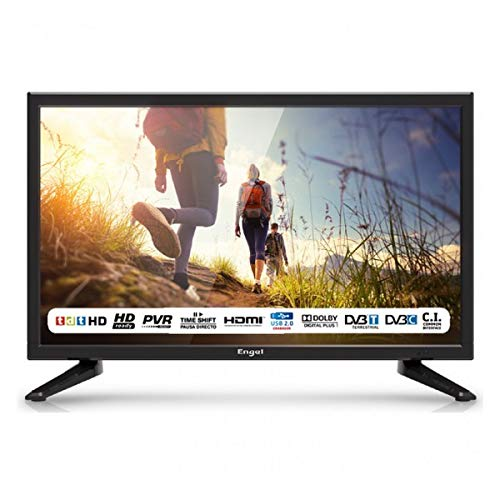Engel LE1962 - TV LED de 19', Color Negro