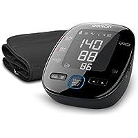 OMRON MIT5s Connect - Tensiómetro de brazo, Bluetooth, aplicación OMRON Connect para móviles,