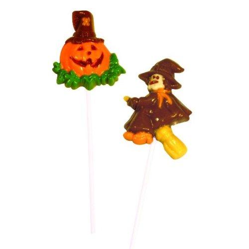 rm Kleid My Cupcake Hexe und Kürbis für Lutscher ()