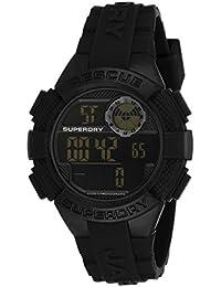 Superdry Analog Black Dial Men's Watch - SYG193B