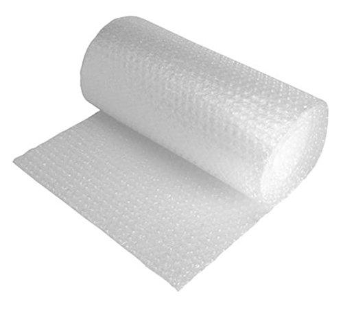 rg-vertrieb Luftpolsterfolie Noppenfolie Knallfolie Polster 2-lagig Verpackungsmaterial Blasenfolie 120cm 100m