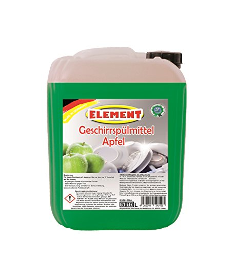 Geschirrspülmittel Spülmittel Handspülmittel Geschirrreiniger Apfel 10 Liter Kanister
