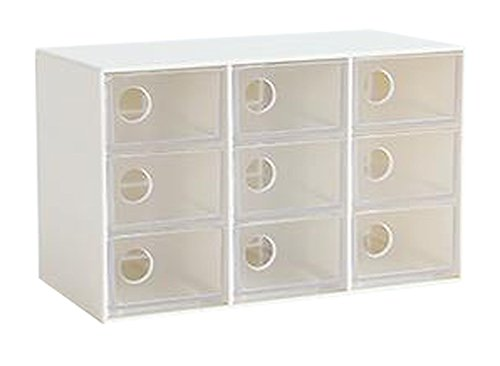 Modern Office de stockage de bureau Drawer Organizer-9 armoires de rangement