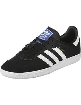 adidas Samba OG J, Zapatillas de Deporte Unisex niños