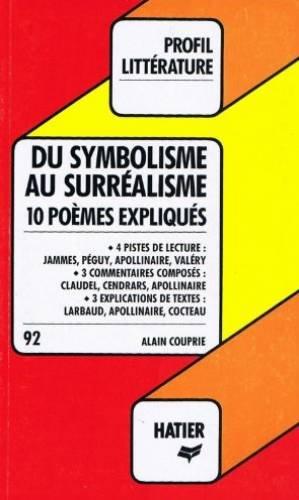 Profil Litterature - Du Symbolisme au Surréalisme - 10 poèmes expliqués