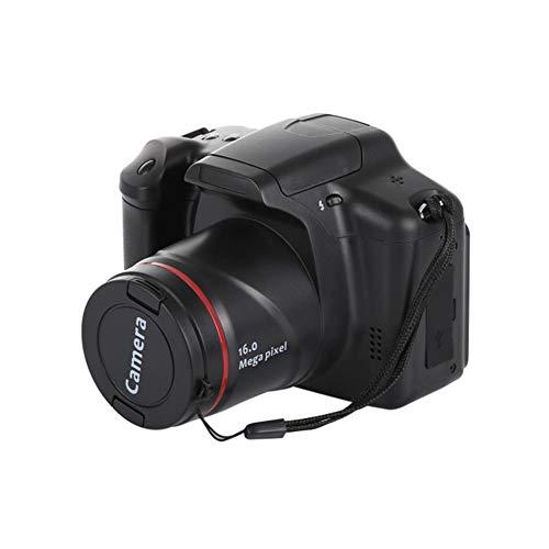 Generp fotocamere digitali videocamera full hd, 1080p video camera 16x zoom av interface