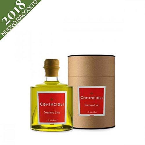 Olio extravergine di oliva numero uno