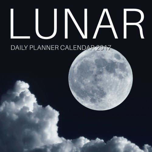 Lunar: Daily Planner Calendar 2017