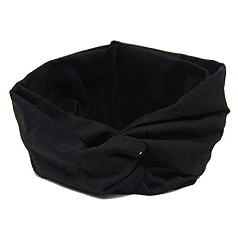 FEITONG Mode féminine Hot vendre Headwear Cross Sport Yoga Tissu Bandeau Turban Head Scarf Wrap