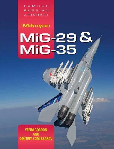 FRA Mikoyan MiG-29 & MiG-35 - 9781910809228